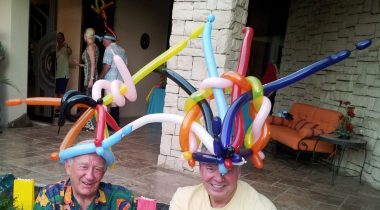 Balloon Hats